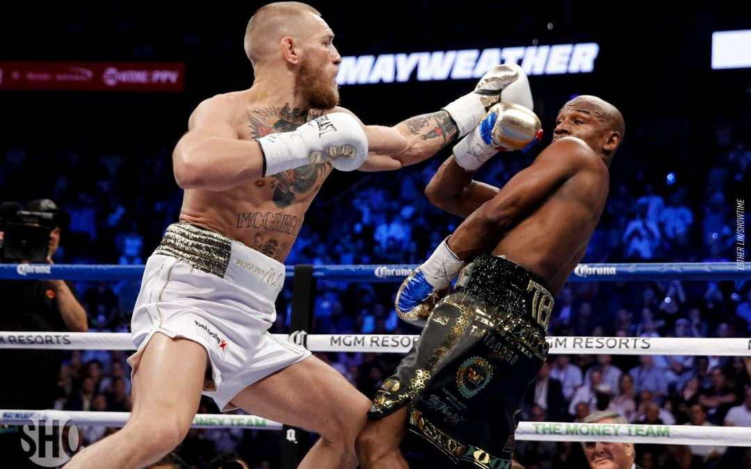 What We Can Learn From Floyd Maywearther vs Conor McGregor