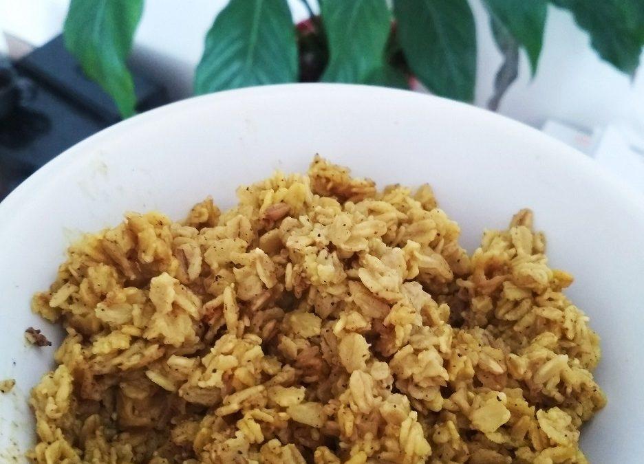 Golden Oatmeal