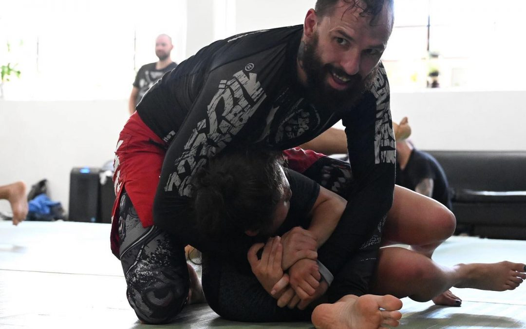 20 Years Vegan, BJJ Athlete Matt Steadman Shares His Experience