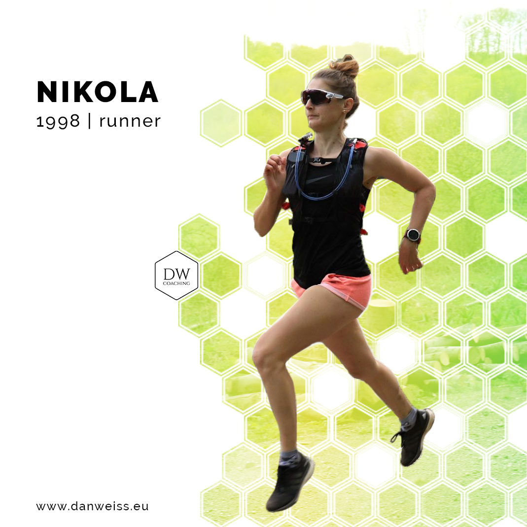 Nikola: From a drained runner into a happy & healthy athlete